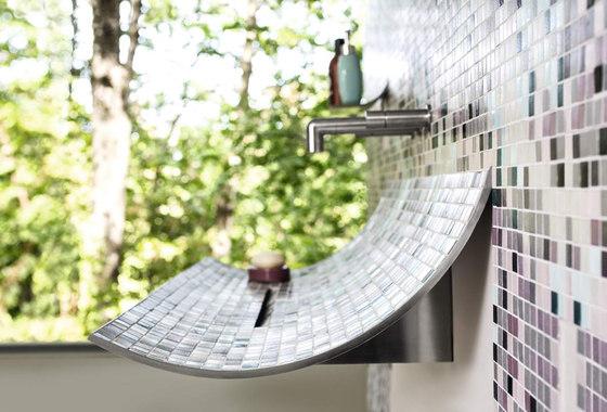 Skin basin lavabi lago architonic for Cap villa del conte
