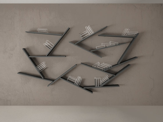 Diagolinea Shelf by LAGO