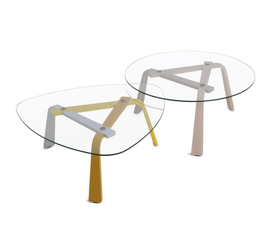 Iris Table by Leolux