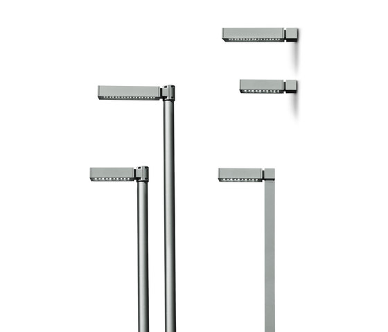Park 36 LED single pole by Simes