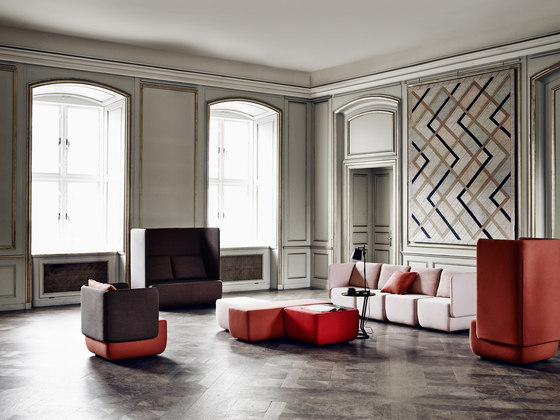 Opera sofa by Softline A/S