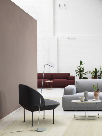 Oslo | 3-seater by Muuto