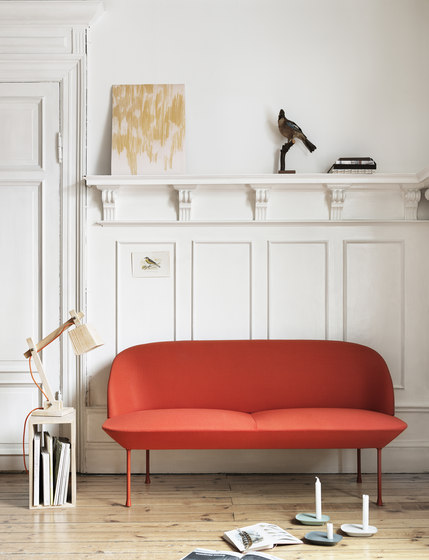 Oslo | 2-seater by Muuto