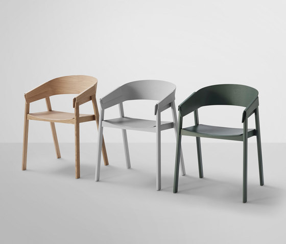 Cover Chair | upholstered by Muuto