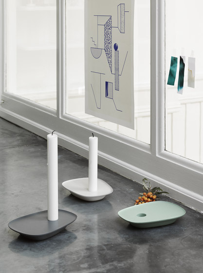 Float Candlestick by Muuto