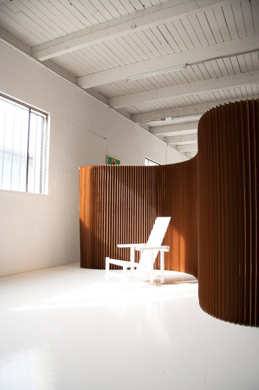 softwall | natural brown paper de molo