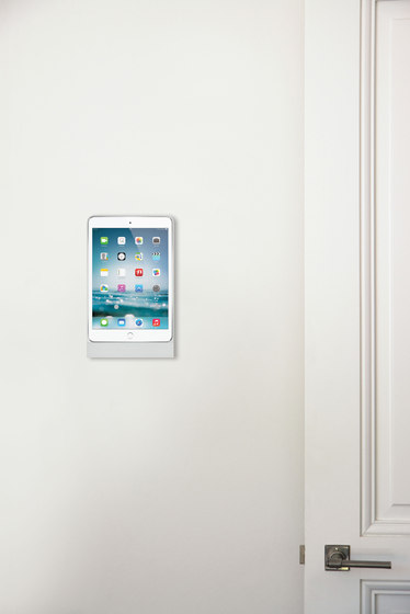Eve Mini satin white rounded di Basalte