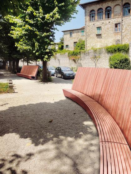 landscape Park bench by mmcité