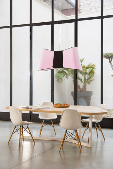 Couture by designheure pendant light xxl pendant light for Salle a manger xxl