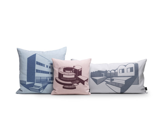 House cushions | House of the Future di by Lassen