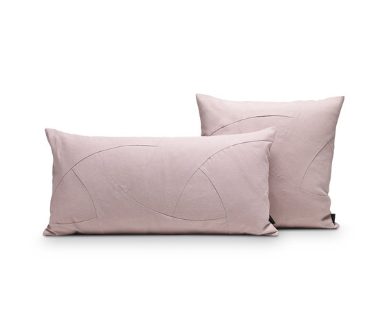 Flow Cushions 50x50 by by Lassen