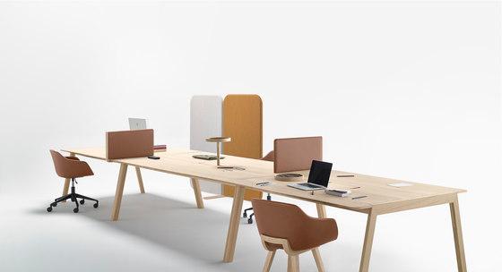 Heldu Working Tables by Alki