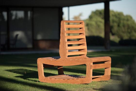 Happy Chair di QoWood