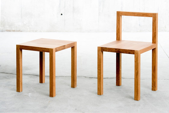QoWood Chair by QoWood