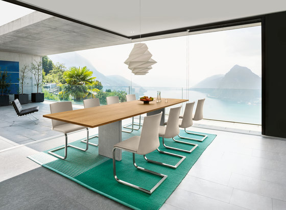 BELA Table by Girsberger