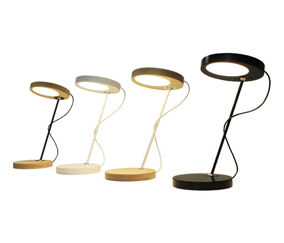 Ele LED Table Lamp di Valoa by Aurora