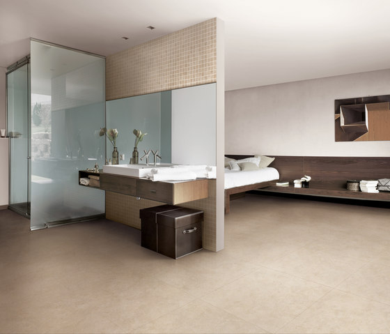 Ever&Stone beige by Ceramiche Supergres