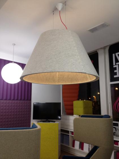 Music Room Light Fixture