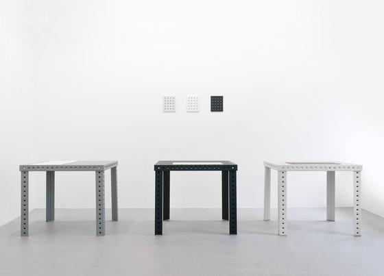 3+ Table M | grey matt de Zieta