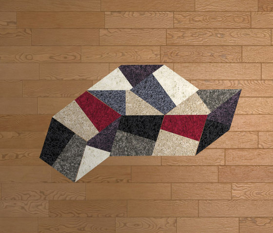 Slide_rug by LAGO