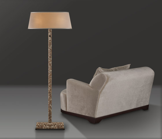 Zebù table lamp de Promemoria