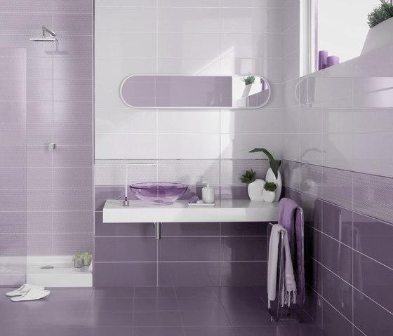 Bagno Color Glicine. Elegant Design Bagno Color Lilla Piastrelle In ...