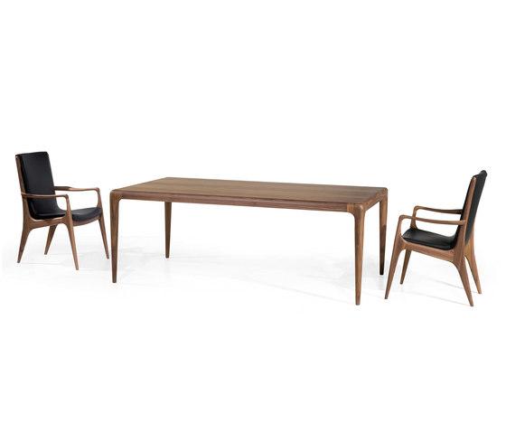 Ginger Dining Chair by Vladimir Kagan