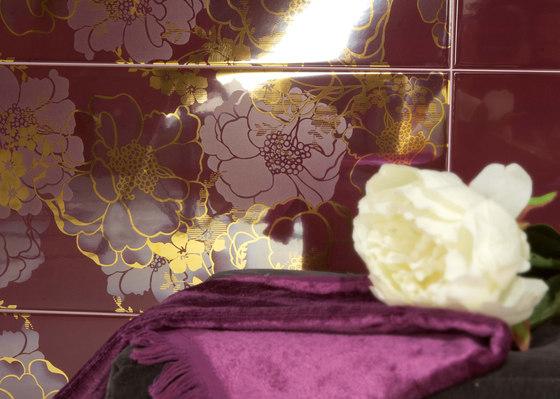 Petali tulipano floor tile von Ceramiche Supergres