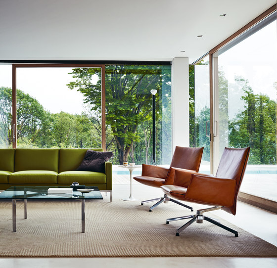 Sofa Collection by Edward Barber & Jay Osgerby Sofa by Knoll International