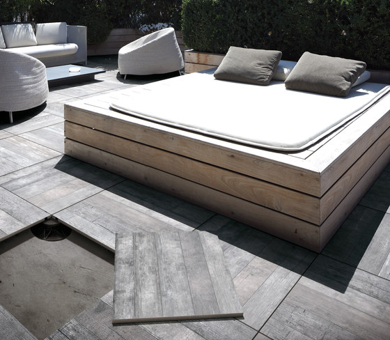 Icon Outdoor White by Casa Dolce Casa - Casamood by Florim