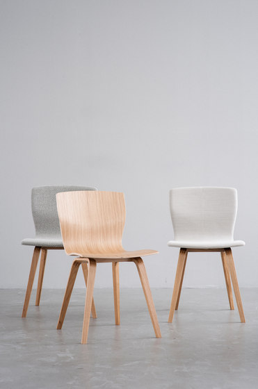 Butterfly Wood chair by Magnus Olesen