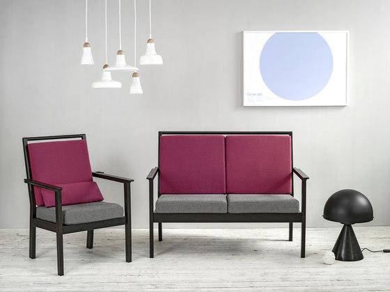 Santiago Recliner armchair di TON