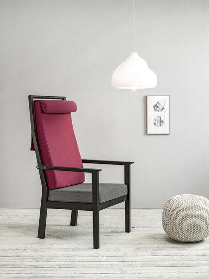 Santiago Single armchair de TON
