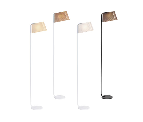 Owalo 7010 floor lamp de Secto Design