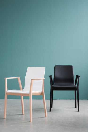 Tonica Wood chair by Magnus Olesen