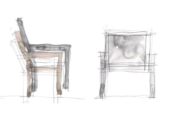 Frame chair by Vondom