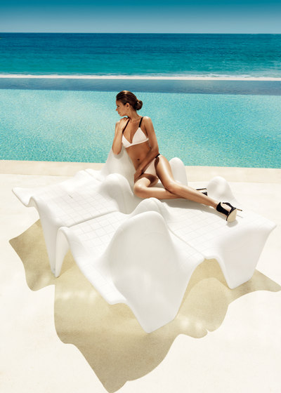 F3 chair di Vondom