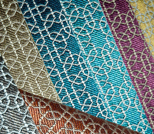 Garden Gems | Maidenhair by Anzea Textiles