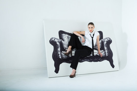 Canvas Sofa by Innermost