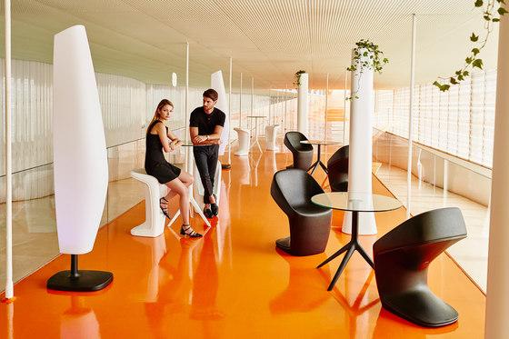 Ufo chair by Vondom