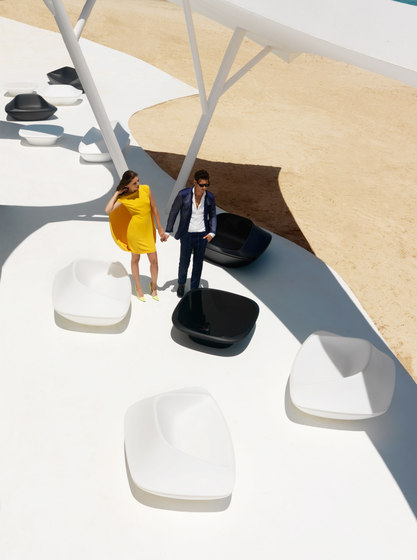 Ufo stool by Vondom