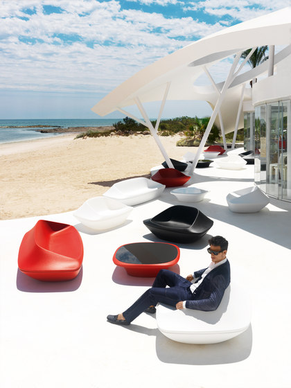 Ufo sofa by Vondom