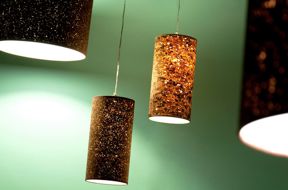 Cork Pendant big by Innermost