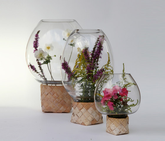 Flower Trap | Blue with flowers by Utopia and Utility