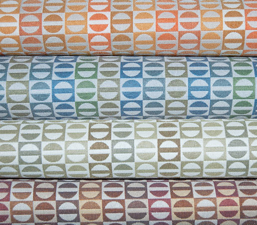 Pegs | Stacked Bricks by Anzea Textiles