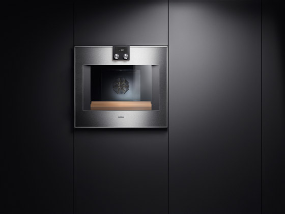 Double oven 400 series | BX 480/BX 481 by Gaggenau