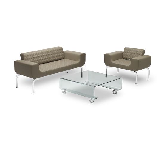 Lounge armchair von sitland