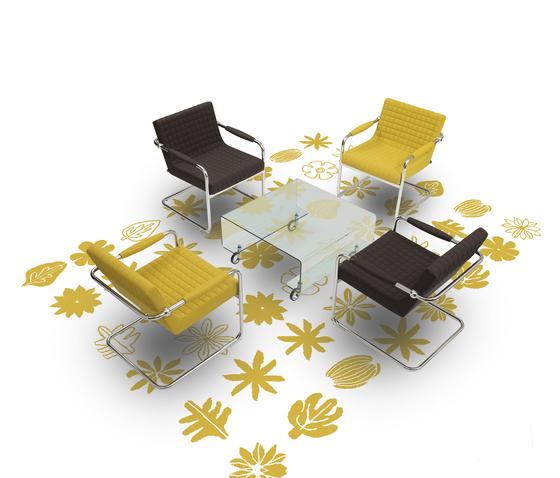 Retrò Lounge armchair by sitland