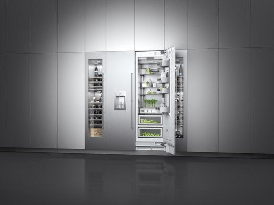 vario cooling 400 series by gaggenau vario fridge freezer. Black Bedroom Furniture Sets. Home Design Ideas