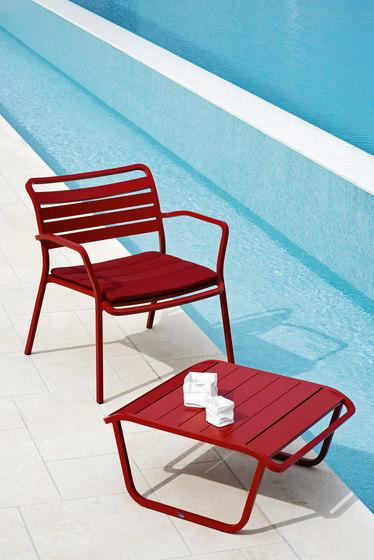 Ocean armchair by Ethimo